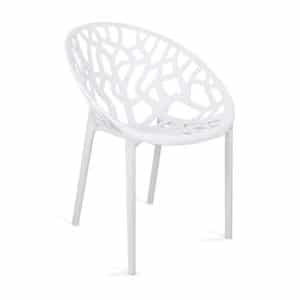 Round Web Chair