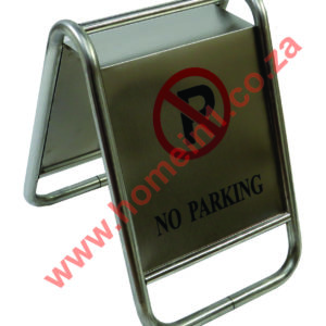 NO RESERVE PARKING BOARD