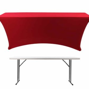 Stretch Conference Table Cloth