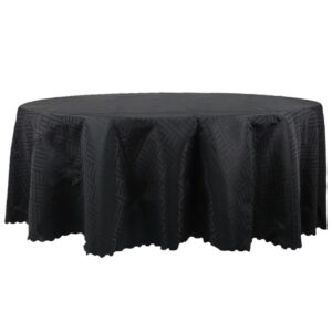Geometric Round Table Cloth