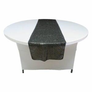 Disco Fabric Table Runner