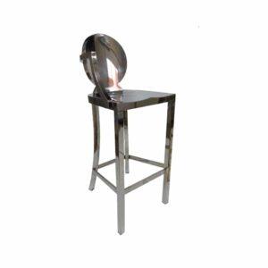 1 arm ghost bar stool