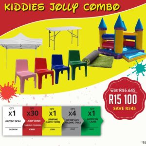 Kiddies Jolly Combo