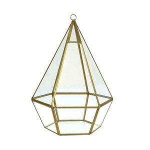 Pyramid Shaped Centrepiece