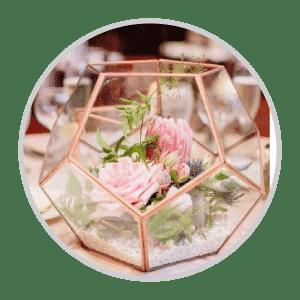 Centerpieces & Vases