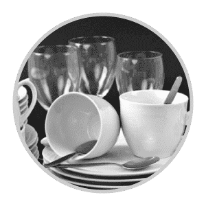 Cutlery, Crockery & Drinkware