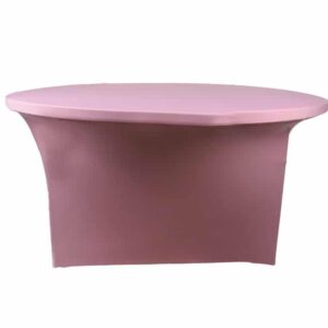 Round Stretch Table Cloth 180cm