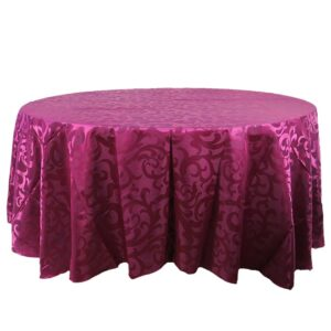 Round Patterned Table Cloth