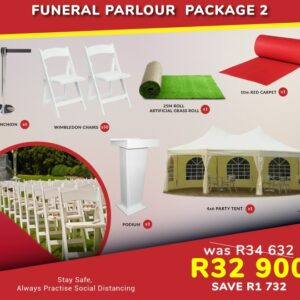 Funeral Parlour Package