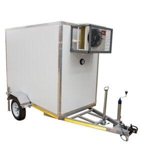 Moblile Fridge/Freezer for Sale