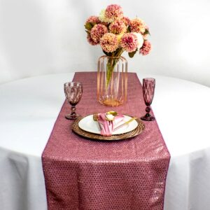 Disco Fabric Table Runner
